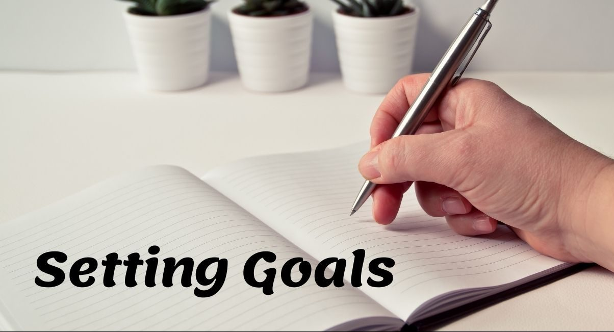 How to set goals to improve personal life